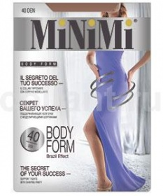 MINIMI BODY FORM 40 DEN